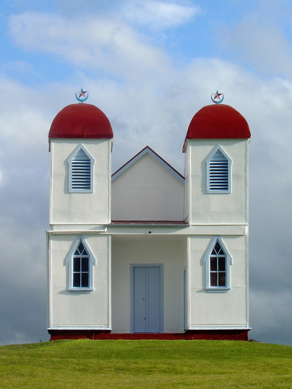 Ratana Church Raetihi