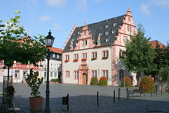 Groß-Umstadt - Town hall