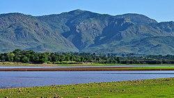 Rawal Lake Eastern Bank.jpg