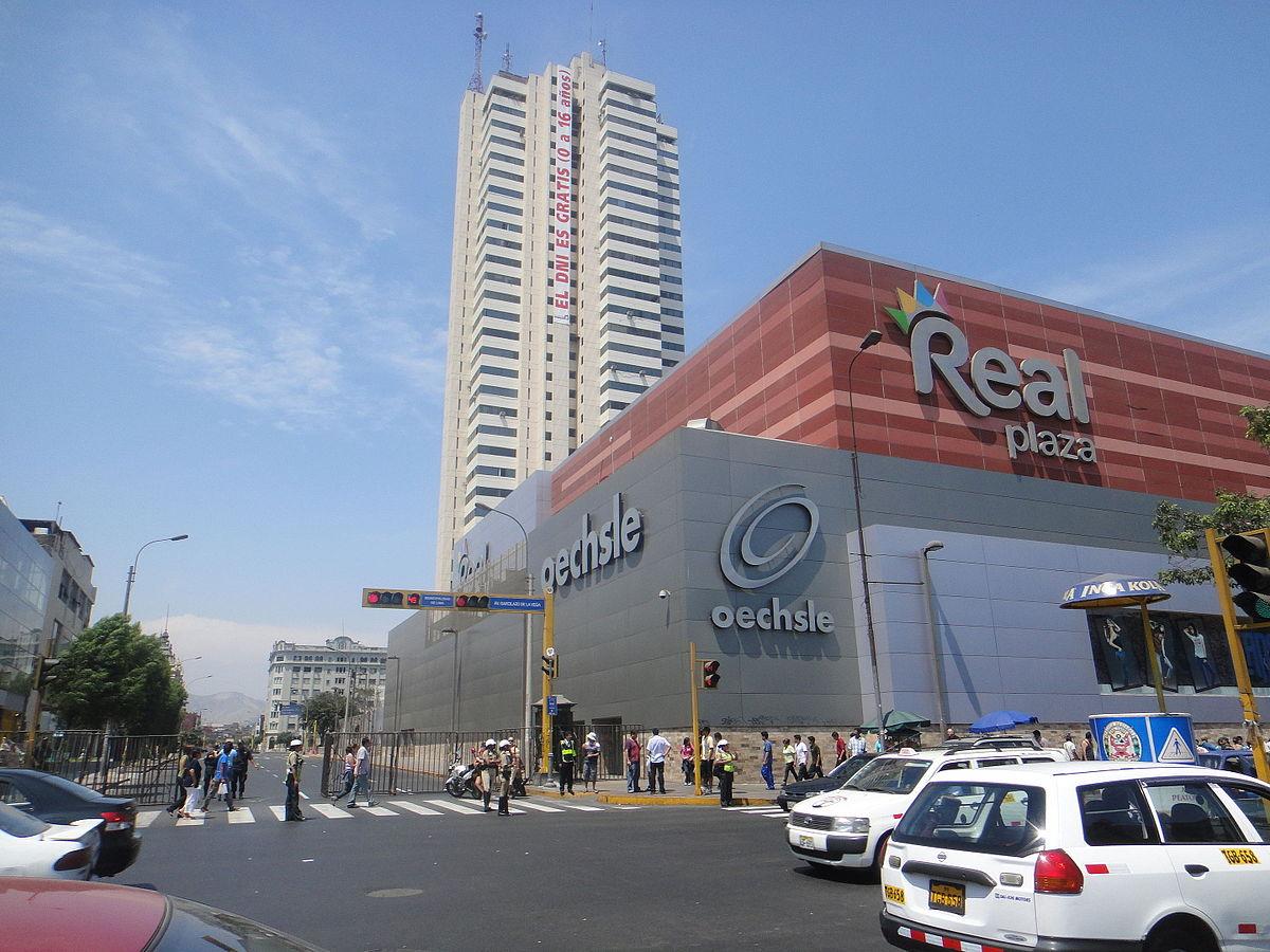 Real Plaza Wikipedia La Enciclopedia Libre