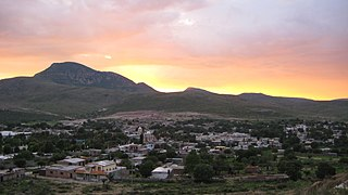 Asientos Municipality in Aguascalientes, Mexico