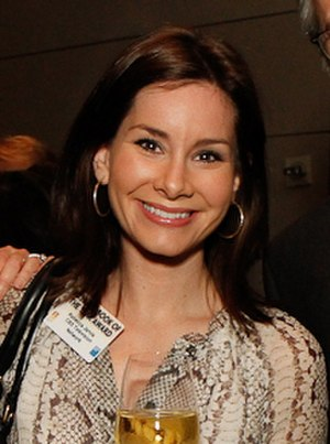 Rebecca Jarvis - Jarvis in 2012