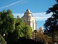 Rectorat de la Universitat de València des dels jardins de Blasco Ibàñez.JPG