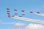 Red Arrows - RIAT 2007 (3088341371).jpg
