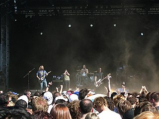 The Red Jumpsuit Apparatus band