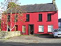 Red coloured house, Drumquin - geograph.org.uk - 1035714.jpg