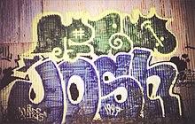 Glossary of graffiti - Wikipedia