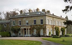 Redenham Park - Redenham House