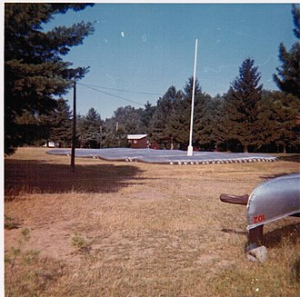 High Adventure Bases of the Boy Scouts of America - Northern Wisconsin National Canoe Base circa 1974
