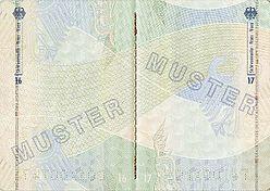 Deutscher Reisepass Wikipedia