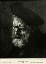 Rembrandt - Elderly Man (Study).jpg