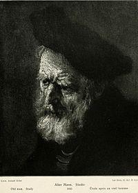 Rembrandt - Elderly Man (Study).jpg