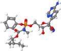 Remdesivir metabolite|GS441524||GS-441524  |Remdesivir