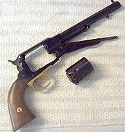 Remington Diassembly