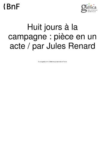 File:Renard - Huit jours a la campagne.djvu