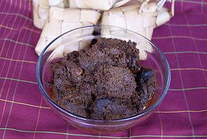 Rendang - Image: Rendang daging sapi asli Padang