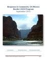 Response to Comments - US-Mexico Border 2020 Program September 2012.pdf
