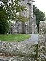 Restes de l'église de Botmel - Callac - Côtes d'Armor - France - Mérimée PA00089047 (6).jpg