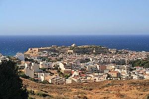 Rethymno - View of Rethymno