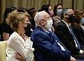 Reuven Rivlin at a seminar on the subject of pardon, April 2021 (GPOMN3 6380).jpg