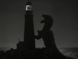 The Fog Horn - Scene from The Beast from 20,000 Fathoms
