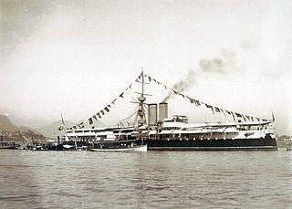 ironclad battleship