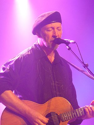 Richard Thompson (musician) - Thompson at the Cambridge Folk Festival, 2006