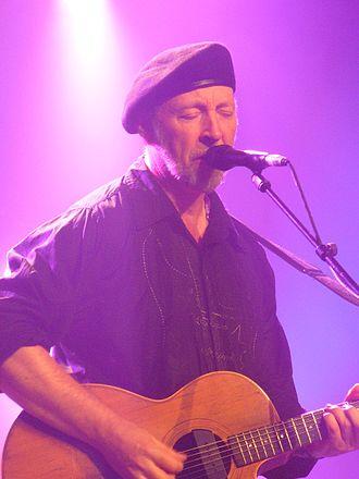 Richard Thompson (musician) - Thompson at the Cambridge Folk Festival, 2006