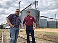 Rick Crawford during agriculture tour - 2019 01.jpg
