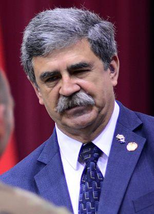 Rick Lewis (politician) - Image: Rick Lewis