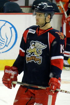 alt=Description de l'image Riley Sheahan Griffins.jpg.