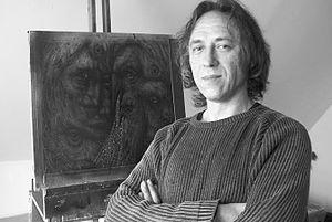 Rinat Baibekov - The artist Rinat Baibekov