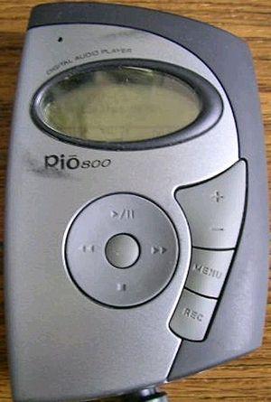 Rio (digital audio players) - Rio 800