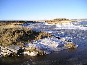 Río Grande (Tierra del Fuego) - Lower Río Grande