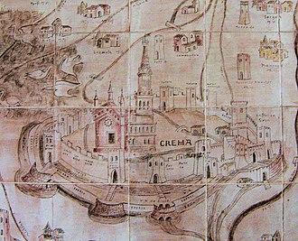 Siege of Crema - The Comune of Crema (15th century)