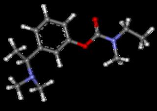 Rivastigmine chemical compound