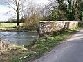 River Frome near Woodsford - geograph.org.uk - 1179611.jpg