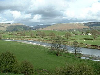 River Lune Irische See Wikipedia - A long river
