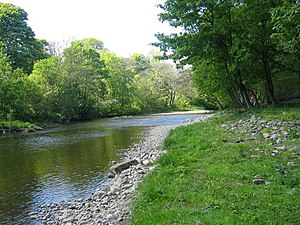 English: River Wear