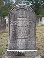 Roach (Thomas), Bethany Cemetery, 2015-10-09, 01.jpg