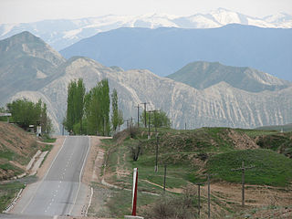 Road from Bishkek to Osh-town.jpg