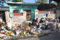 Roadside market in Port-au-Prince 2010-01-20 1.jpg