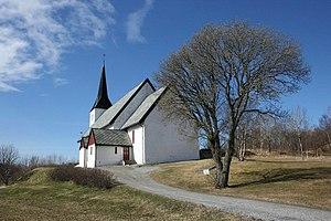 Roan Church - Image: Roan kirke fra RA