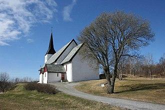 Roan Church - View of the church