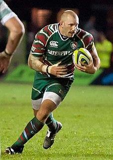 Rob Hawkins English rugby union player