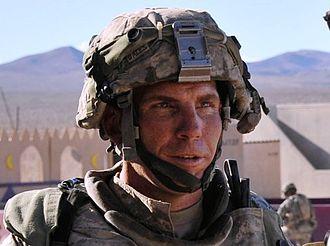 Kandahar massacre - Staff Sgt. Robert Bales at the Fort Irwin National Training Center in August 2011.
