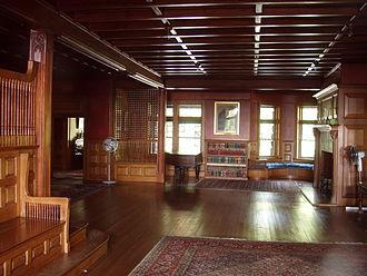 Robert Treat Paine Estate - The Great Hall