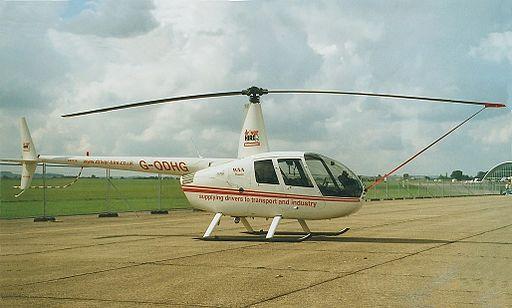 Robinson R-44 Raven AN0364806