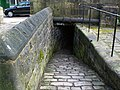 Rochdale Canal towpath near Todmorden Lock - geograph.org.uk - 272842.jpg