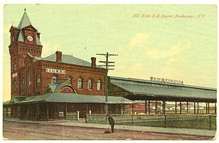 Erie Railroad Depot (Rochester, New York)